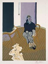 Francis BACON (1909-1992) SELFPORTRAIT n°2 , 1976
