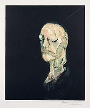 Francis BACON (1909-1992) PORTRAIT OF WILLIAM BLAKE, 1991