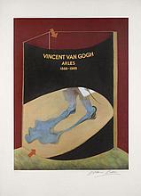 Francis BACON (1909-1992) VINCENT VAN GOGH, 1985