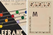 Boris LACROIX (1902-1984) Trois projets