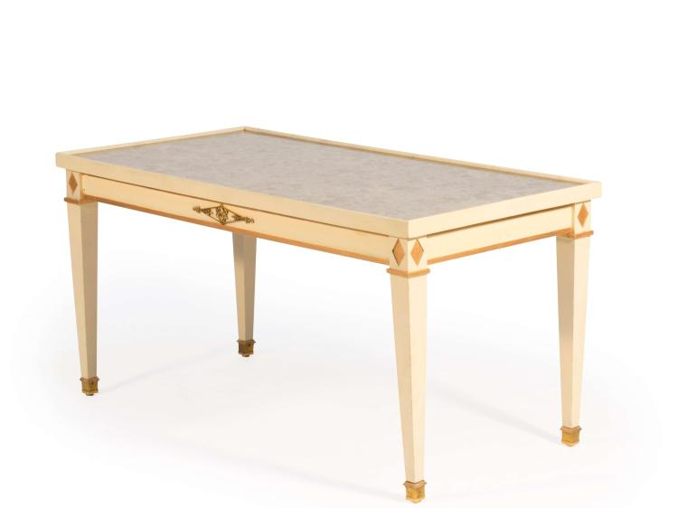 TABLE BASSE DE STYLE DIRECTOIRE