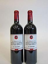 12 bouteilles LA RESERVE DE LEOVILLE BARTON 2008 Saint Julien