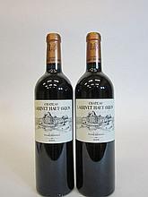 12 bouteilles CHÂTEAU LARRIVET HAUT BRION 2008 Pessac Léognan