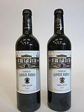 12 bouteilles CHÂTEAU LEOVILLE BARTON 2004 2è GC Saint Julien