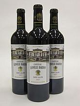 6 bouteilles CHÂTEAU LEOVILLE BARTON 2007 2è GC Saint Julien