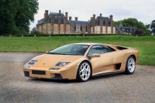2001 Lamborghini Diablo VT 6.O Special Edition