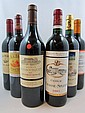 6 bouteilles 1 bt : CHÂTEAU MONBOUSQUET 2005 GCC Saint Emilion