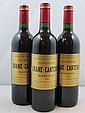 12 bouteilles CHÂTEAU BRANE CANTENAC 1995 2è GC Margaux