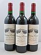 8 bouteilles CHÂTEAU CANON 1993 1er GCC (B) Saint Emilion