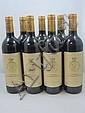 7 bouteilles CHÂTEAU GRUAUD LAROSE 1997 2e GC Margaux