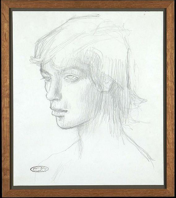 EDOUARD-GEORGES MAC-AVOY 1905 - 1991 Portrait