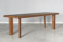 Charlotte PERRIAND (1903-1999) Importable table dite