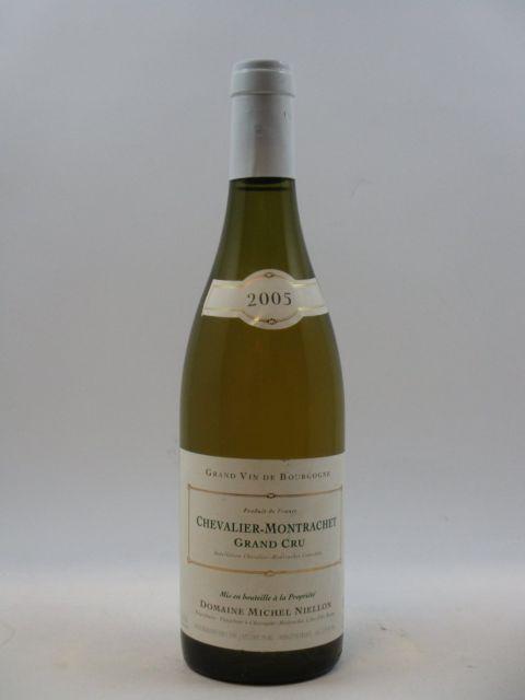 1 bouteille CHEVALIER MONTRACHET 2005 Grand Cru