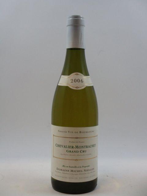 1 bouteille CHEVALIER MONTRACHET 2006 Grand Cru