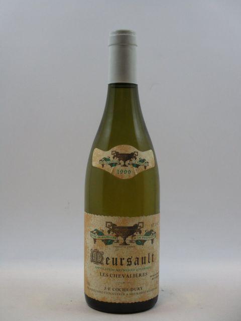 1 bouteille MEURSAULT 1999 Les Chevalières