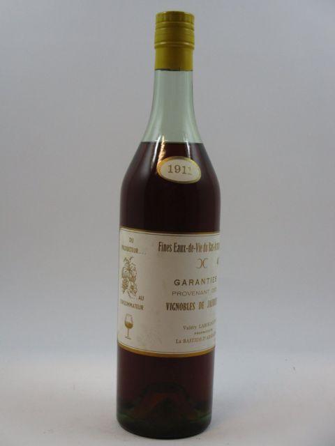 1 bouteille BAS ARMAGNAC LABERDOLIVE 1911 Vignobles de Jaurrey