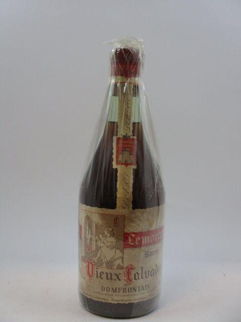 1 bouteille CALVADOS DU DOMFRONTAIS Rareté