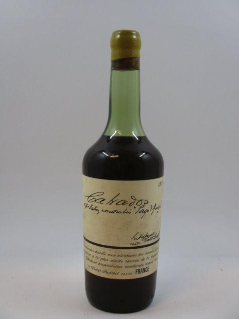 1 bouteille CALVADOS DU PAYS D'AUGE