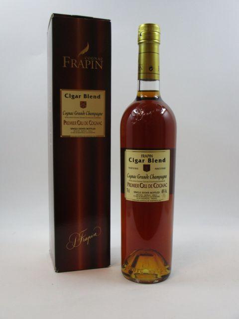 1 bouteille COGNAC FRAPIN Grande Champagne 1er cru de Cognac