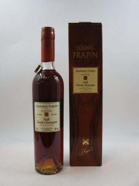 1 bouteille COGNAC FRAPIN Domaine Frapin
