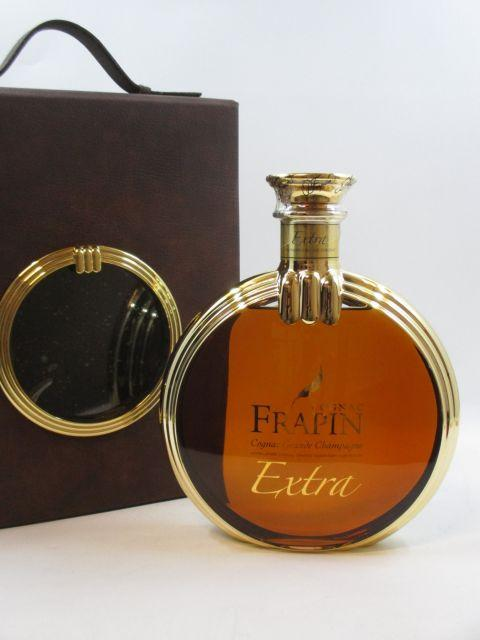 1 bouteille COGNAC FRAPIN Extra