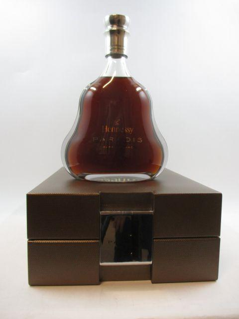 1 bouteille COGNAC HENNESSY