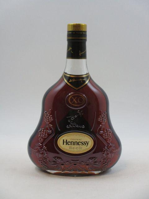 1 bouteille COGNAC HENNESSY XO (70 cl