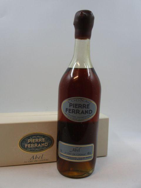 1 bouteille COGNAC PIERRE FERRAND Abel