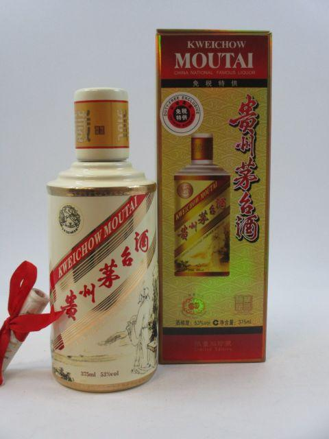 1 bouteille MOUTAI KWEICHOW Legendary China Collection