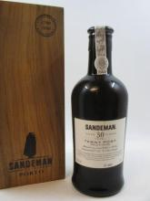 1 bouteille PORTO SANDEMAN 30 Years Old Tawny