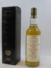1 bouteille WHISKY CLYNELISH 1984 15 years