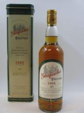 1 bouteille WHISKY GLENFARCLAS 1995