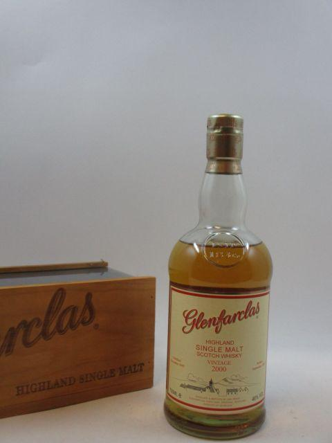 1 bouteille WHISKY GLENFARCLAS 2000  Higland Single Malt Scotch Whisky