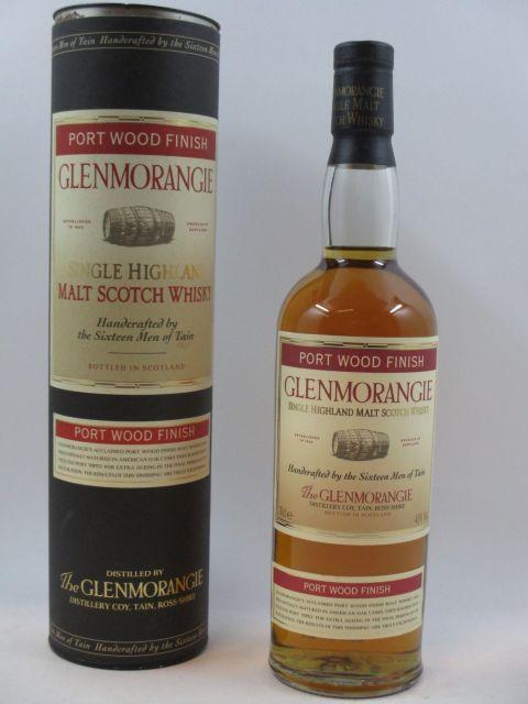 1 bouteille WHISKY GLENMORANGIE Single Highland Malt Scotch Whisky