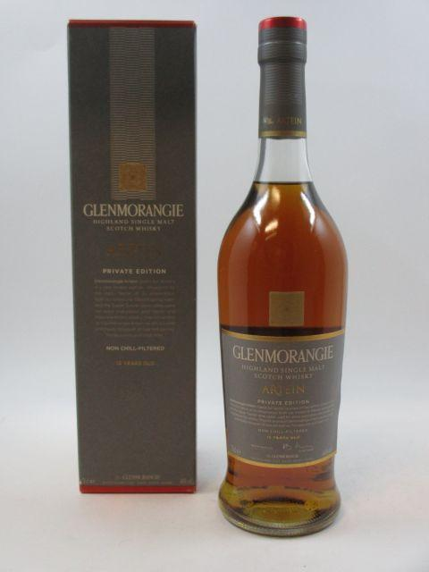 1 bouteille WHISKY GLENMORANGIE 15 years old