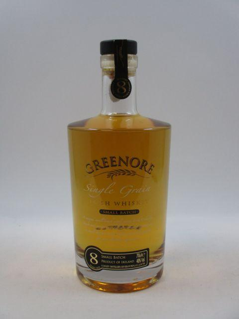 1 bouteille WHISKY GREENORE Single Grain