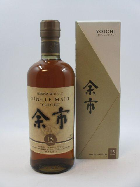 1 bouteille WHISKY NIKKA - YOICHI 15 years