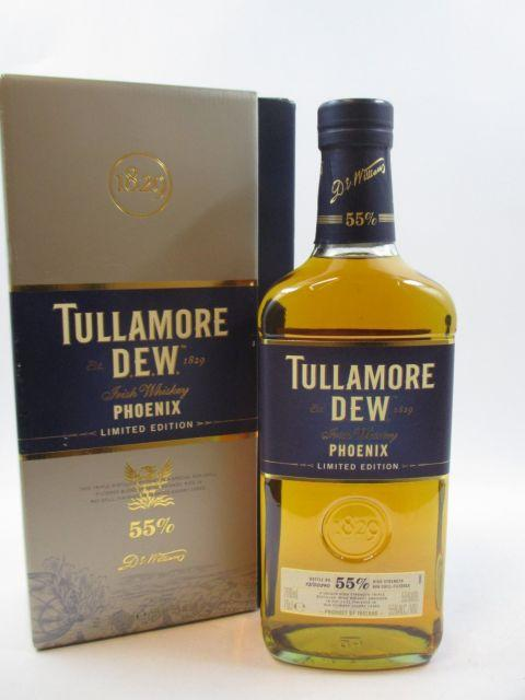 1 bouteille WHISKY TULLAMORE DEW Phoenix