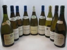 10 bouteilles 1 bt : BEAUNE 1999 1er cru Clos du Roi. Chanson Père & Fils (blanc)