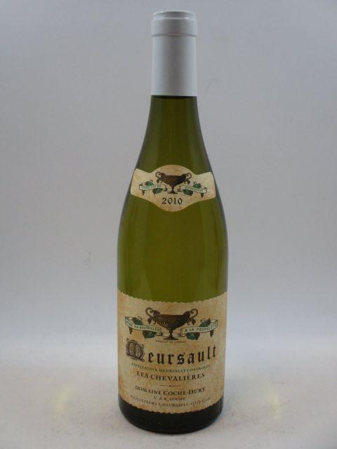 1 bouteille MEURSAULT 2010 Les Chevalières