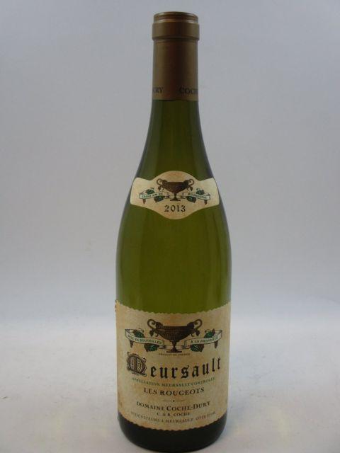 1 bouteilles MEURSAULT 2013 Les Rougeots