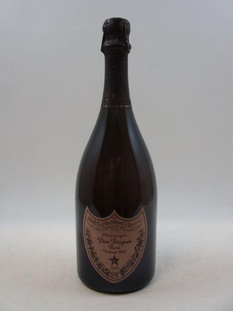 1 bouteille CHAMPAGNE DOM PERIGNON 1995 Rosé (cave 12)