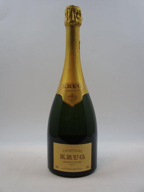 1 bouteille CHAMPAGNE KRUG Grande Cuvée (cave 14)