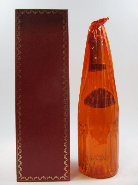 2 bouteilles CHAMPAGNE VRANKEN Cuvée Cartier Coffret d'origine