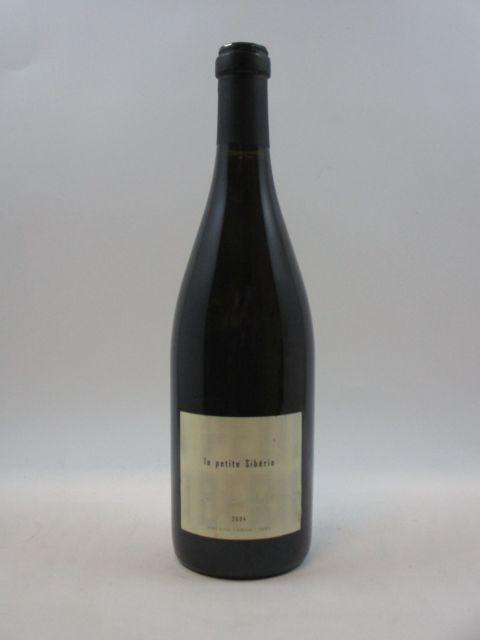 1 bouteille COTES DU ROUSSILLON 2004 La Petite Sibérie