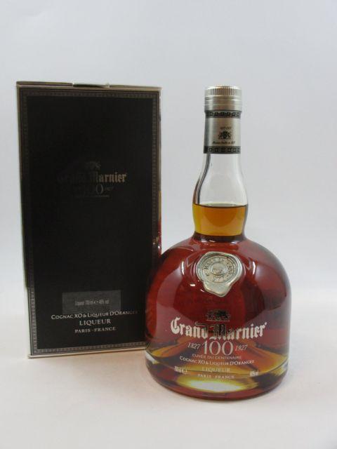 1 bouteille GRAND MARNIER Cuvée du Centenaire (70 cl
