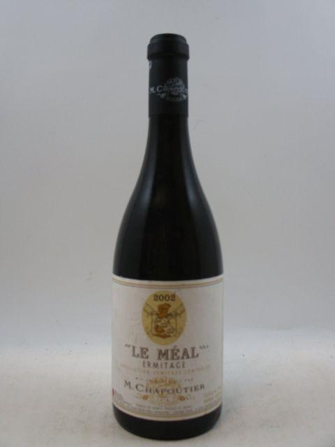 1 bouteille ERMITAGE 2002 Le Méal