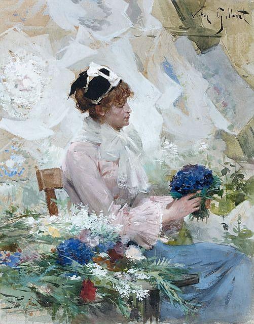 Victor Gilbert Paris, 1847 - 1933