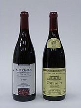 12 bouteilles 10 bts : MORGON 2003
