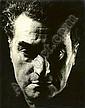 ¤Manuel KOMROFF (1890-1974) Edgar Varese, vers 1935 Tirage argentique d'époque